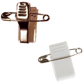 clip con spilla