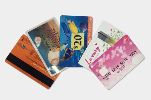 CARD STAMPATE